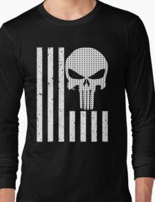 american sniper flag Long Sleeve T-Shirt