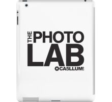 Photo Lab Standard Logo iPad Case/Skin