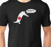Alligator is a Japanese Unisex T-Shirt