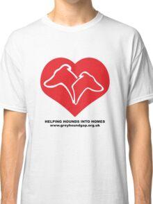 Hounds on Heart Classic T-Shirt