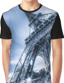 Eiffel Tower 4 Graphic T-Shirt
