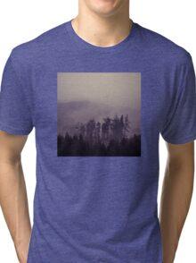 Mystic Trees Tri-blend T-Shirt