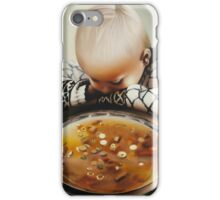 'Memory of the eye' by Leo Wijnhoven iPhone Case/Skin