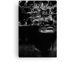 Fascination of Evil Canvas Print