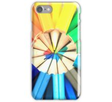 Colorful Patterns iPhone Case/Skin