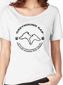 Helping Hounds into Homes Women's Relaxed Fit T-Shirt