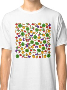 Vegetables Classic T-Shirt