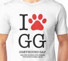 I PAW GG Unisex T-Shirt