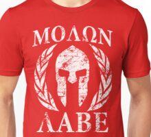 molon labe 1 Unisex T-Shirt