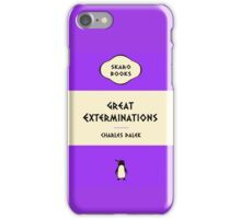 Great Exterminations iPhone Case/Skin