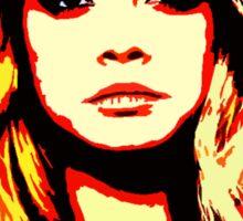 Posterized Cara Delevingne! Sticker