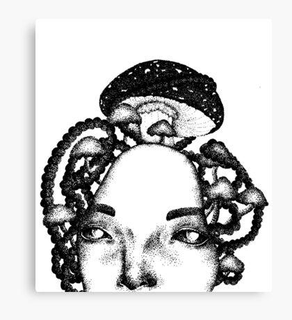Shroom Canvas Print