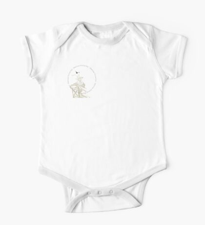 The Boy And His Wetnose Goat I One Piece - Short Sleeve