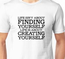 George Carlin Quote Motivational Inspirational Life Unisex T-Shirt