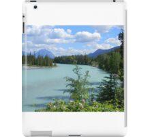 Jasper, Alberta, Canada iPad Case/Skin