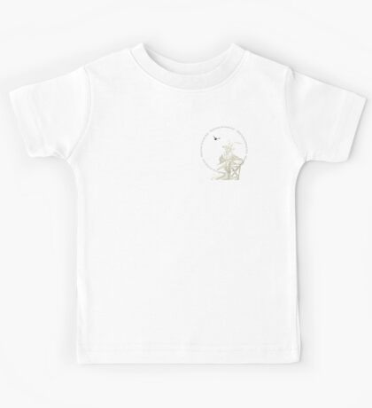 The Boy And His Wetnose Goat II Kids Tee