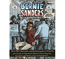 Bernie Sanders Circa 1963 Photographic Print