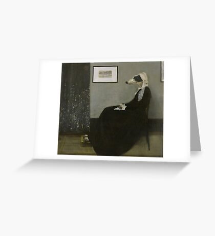 Woofler's Mother Greeting Card