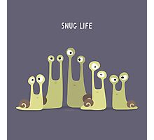 Snug Life Photographic Print