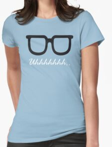 Tinuhhhhh Womens Fitted T-Shirt