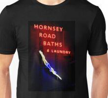 Hornsey Road Baths & Laundry  Unisex T-Shirt