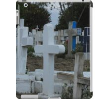 Cemetery Crosses iPad Case/Skin