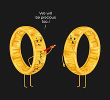 We will be precious too...! Photographic Print