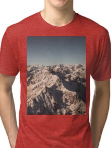 Lord Snow - Landscape Photography Tri-blend T-Shirt