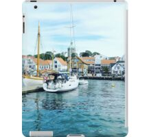 Tranquil Harbour iPad Case/Skin