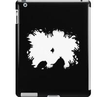 S vs B #2 white iPad Case/Skin