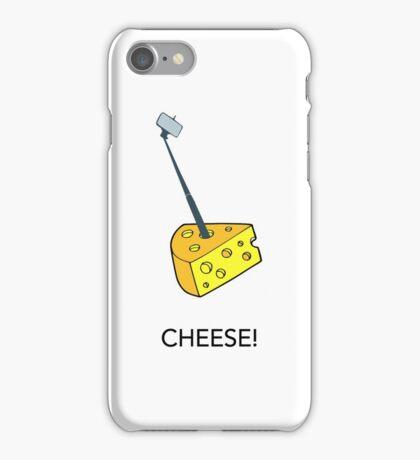 Cheese!! iPhone Case/Skin