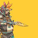 Fury Beats - Lily Slash Yellow by Brosa