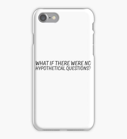 Funny Quote George Carlin Cool Smart Joke iPhone Case/Skin