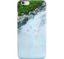 Ancient falls iPhone Case/Skin