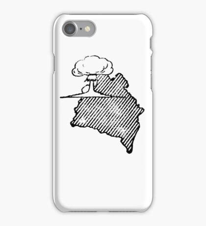 Bombs Away iPhone Case/Skin