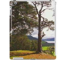 Balmacaan Woods iPad Case/Skin