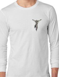 Simple MGS Vamp Logo Long Sleeve T-Shirt