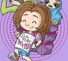 Free Sloth Rides by VortexDesigns