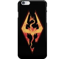 Skyrim Fire iPhone Case/Skin