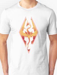 Skyrim Fire T-Shirt