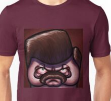 Ron Square-icature Unisex T-Shirt