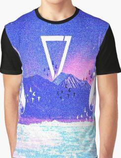 Vaporwave Art Graphic T-Shirt