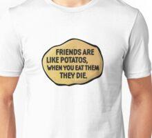 Funny Random Humour Joke Comedy Weird Unisex T-Shirt