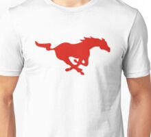 NCAA - SMU Mustangs Unisex T-Shirt