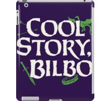 Cool Story Bilbo iPad Case/Skin
