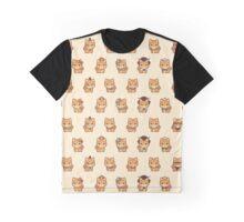 Fashion Shibas Graphic T-Shirt