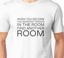 Cool Quote Motivational Business Inspirational  Unisex T-Shirt