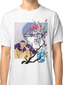 Yung Lean Anime Vaporwave Classic T-Shirt