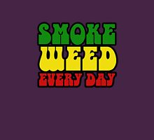 Smoke Weed Every Day Stoner Stoned Pot Marijuana  Unisex T-Shirt