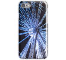 Round the wheel iPhone Case/Skin